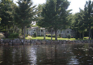 A Must See Lakefront Home in Chester Grant