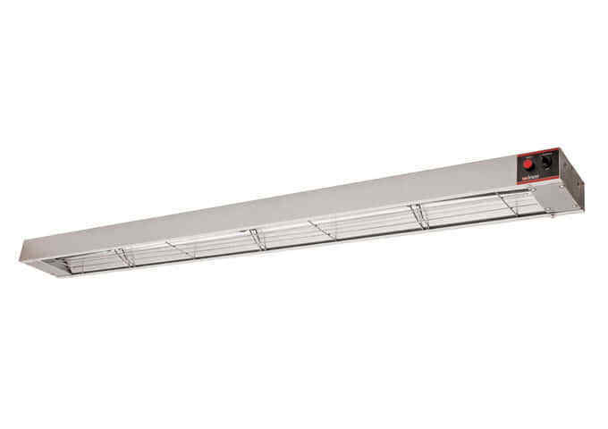 Winco ESH-60, 60-Inch Electric Strip Heater, 1400W, 12A, ETL