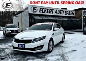 2013 Kia Optima LX GDI SHARP LOOKING CAR!!
