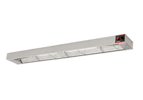 Winco ESH-48, 48-Inch Electric Strip Heater, 1100W, 9.1A, ETL