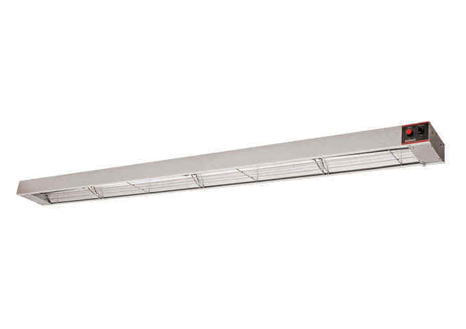 Winco ESH-72, 72-Inch Electric Strip Heater, 1750W, 14.6A, ETL