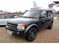 HIGH SPECIFICATION XS Land Rover DISCOVERY 3 2.7 TD V6