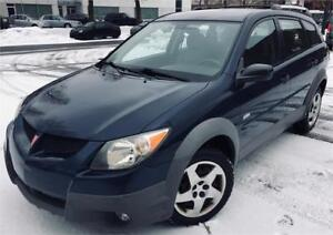 2003 Pontiac Vibe,, AUTO/AC/MAGS/WINTER,TIRES/CLEAN!