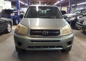 2004 TOYOTA RAV4 A/C GROUP ELECT 4WD 4CYL