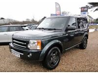 SPECIFICATION Land Rover DISCOVERY 3 2.7 TD V6 XS