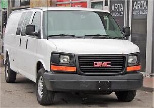 2011 GMC Savana Cargo Van/EXTENDED