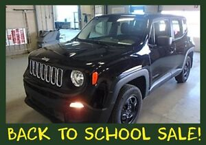 2016 Jeep Renegade SPORT  (only 3500 kms!)