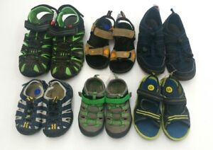 (14) Boys' Sandals from $5