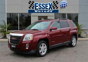 2011 GMC TERRAIN **Fresh trade-In***Low KM**No Accidents***