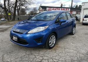 2011 Ford Fiesta SE/Certified/Automatic/Heats Seats/Gas Saver
