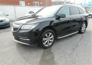 ACURA MDX ELITE PACKAGE 2014 ( 7 PASSAGERS, TV-DVD, NAVIGATION )