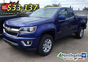 2017 Chevrolet Colorado 2WD LT