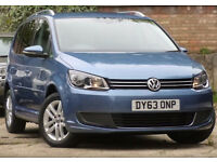 2.0.1.3 Volkswagen Touran 1.6 TDI >BlueMotion< >DSG<