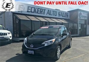 2015 Nissan Versa Note SV WITH REVERSE CAMERA /BLUETOOTH