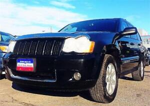 2008 Jeep Grand Cherokee Laredo 4WD, DIESEL, LEATHER, Accident-F