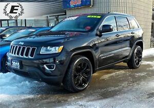 2015 Jeep Grand Cherokee Laredo 4x4 DO NOT PAY FOR 6 MONTHS OAC