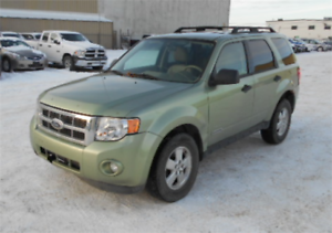 2008 FORD ESCAPE LIMITED - AWD