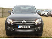 2013 Volkswagen Amarok - Highline - 4motion - 2.0 TDi - TOP OF THE RANGE MODEL - automatic -