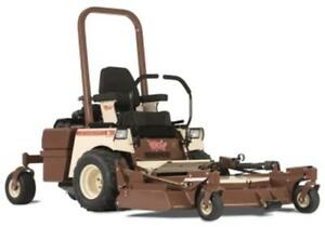 Grasshopper 729BT Front Mount Mower - 896cc Big Block