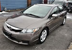2010 Honda Civic Sport | Easy Car Loan Available For Any Credit!
