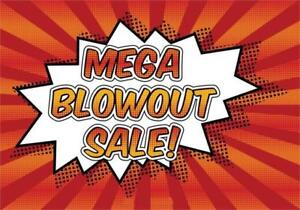 BLOWOUT SALE AT BAR T5 TRAILERS