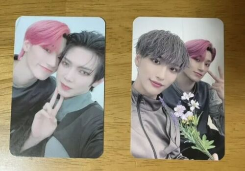 Ateez FEVER PT.2 Joeun Music Unit Photocard - San Set (2pcs)