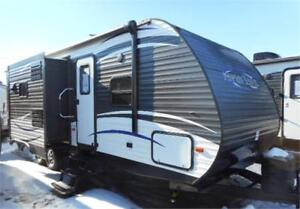 ASPEN TRAIL 2730 RBS TRAVEL TRAILER