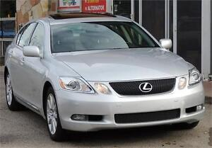 2006 Lexus GS 300/LEATHER/SUNROOF