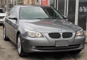 2010 BMW 5 Series 528i xDrive*AWD*NAV*LEATHER*SUNROOF