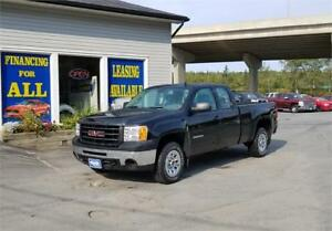 REDUCED!! 2013 GMC Sierra 1500 WT EXTENDED CAB