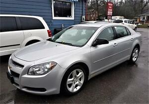 2011 Chevrolet Malibu LS |Easy Car Loan Available For Any Credit
