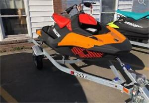 2018 Sea-Doo/BRP SPARK 2UP TRIXX 900 HO ACE