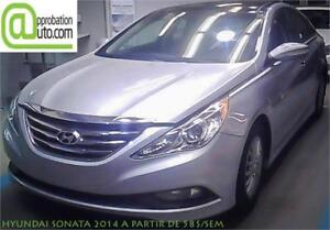 2014 Hyundai Sonata Limitée, À PARTIR DE 58$/SEM.100% APPROUVÉ !