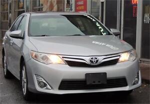 2012 Toyota Camry XLE*LEATHER*BACK UP CAMERA*NAV