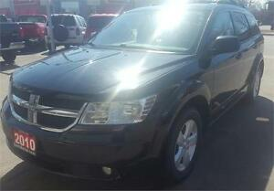 2010 Dodge Journey SXT 7 PASS HEATED SEAT BLUETOOTH 2 YRS WAR