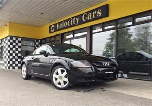 2002 Audi TT Quattro AWD 6MT 1.8 Turbo 73K