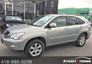 2009 Lexus RX 350 **ALL WHEEL DRIVE**w/ SUNROOF & ACCIDENT FREE