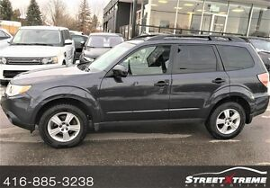 2012 Subaru Forester X **AWD, CLEAN CARPROOF, AND ONLY 44000km**