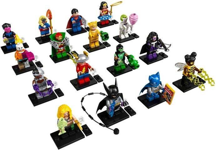 Купить Lego - LEGO DC Super Heroes Series Minifigures Complete Set of 16 SEALED 71026