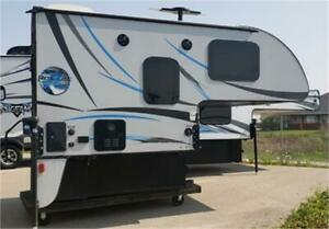 Fiberglass Truck Camper | Buy Travel Trailers & Campers Locally in