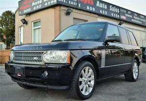 2006 Land Rover Range Rover Supercharged*NO ACCIDENTS*CERTIFIED!