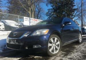 2008 LEXUS GS 350 AWD*ULTRA PREMIUM NAVIGATION!