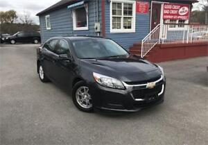 2014 Chevrolet Malibu  Low Low Price  CarLoans for Any Credit