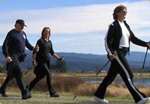Squamish Nordic Walking Experience-Learn How to Nordic Walk