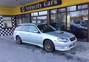 2003 Subaru Legacy Wagon 2.0GT AWD Turbo 5AT Tiptronic Leather R