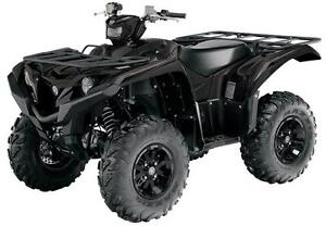 Black Friday Sale:  2017 Yamaha Grizzly 700 EPS Special Edition Regina Regina Area image 10