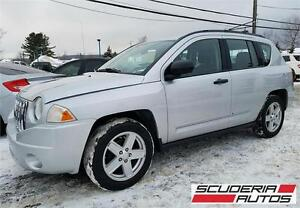 Jeep Compass 2010, Bas Km, 4 Cylindres, Extra Propre !