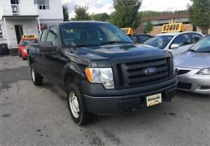 2010 Ford F-150 Super Cab 4X4