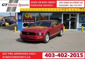 2007 Ford Mustang | Auto | LOW KM| $0 DOWN - EVERYONE APPROVED!