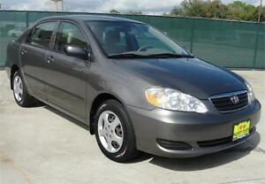 2006 TOYOTA COROLLA CE - LOADED / AUTOMATIC / FUEL EFFICIENT